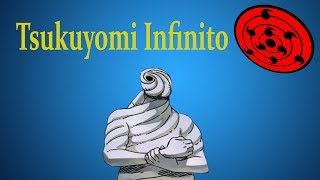 "Naruto Mangá 677 ""Tsukuyomi Eterno""-  Johny Tash"
