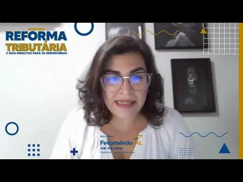 Webinário   Reforma tributária e seus impactos para os empresários