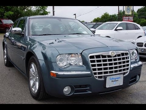 2007 chrysler 300c 5 7 hemi sedan youtube. Black Bedroom Furniture Sets. Home Design Ideas