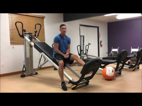 Total Gym Strength Training for the Over 40s