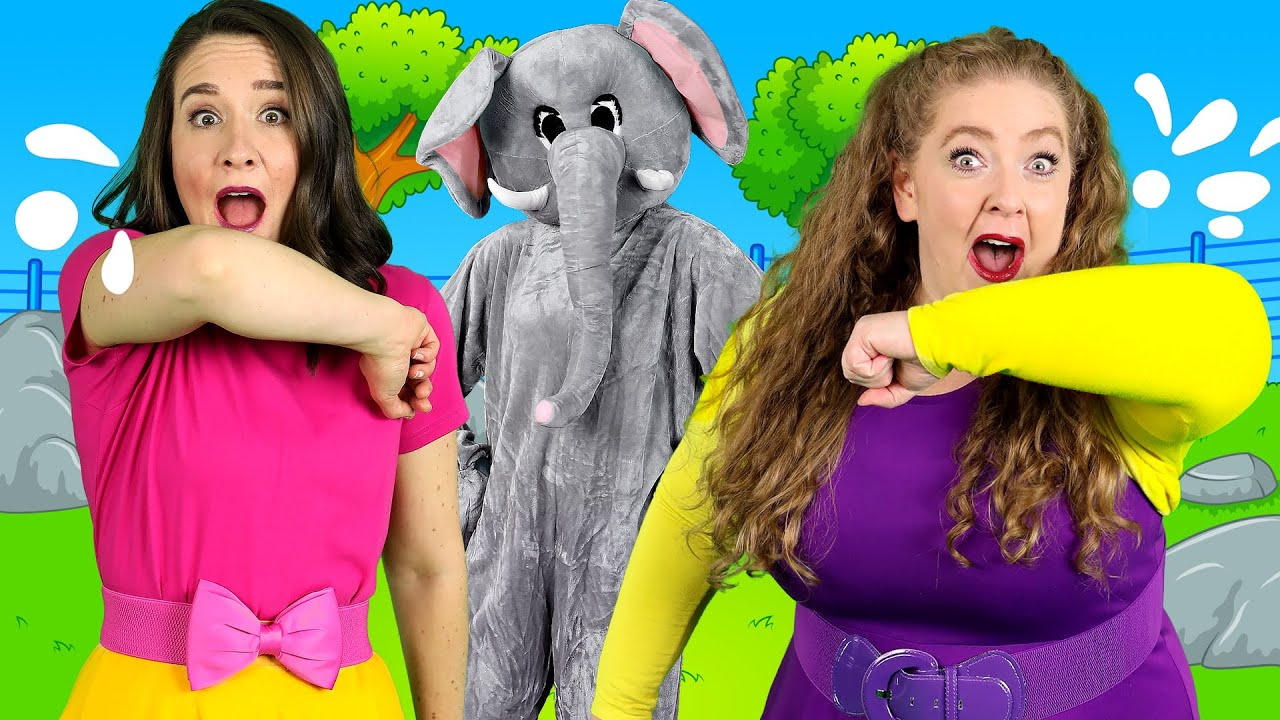 """Do the Elephant"" - Healthy Habits - Nursery Rhymes & Kids Songs (The Jimmies cover)"