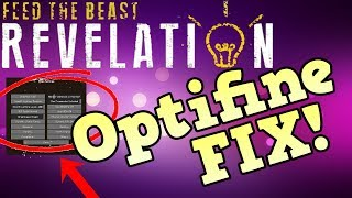 How to Install and Fix Optifine 1.12.2 For FTB Revelation (Easy/Simple) (Video Setting Fix)