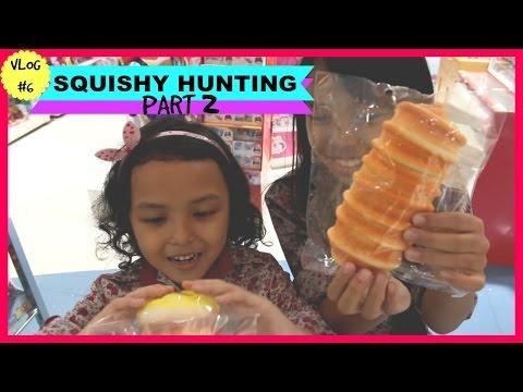 Squishy Hunting : VLOG#6 SQUISHY HUNTING   JAKARTA - Vlog Keira Charma - YouTube