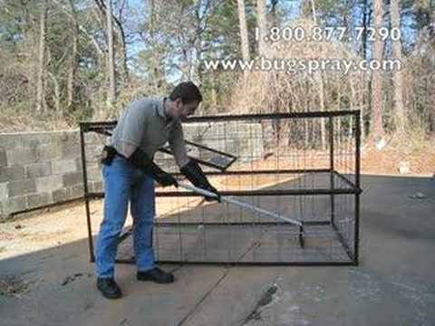 Hog Trap Basic design