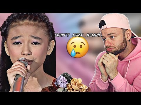 Anneth - I'll Never Love Again ( Lady Gaga ) | Indonesian Junior Idol | REACTION