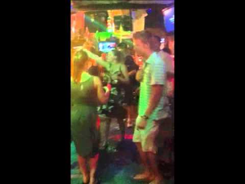 Karaoke in St. John