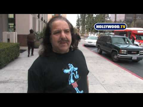 EXCLUSIVE: Ron Jeremy On How Malcolm McDowell Made My Day.
