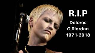 Tribute to Dolores O'Riordan R.I.P. 1971-2018 - No Need To Argue (Acoustic Cover)