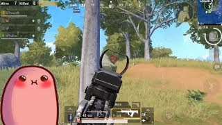 Legend says Potato is still laughing over my aim | PUBGMobile