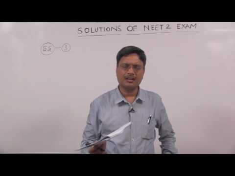 NEET2 2016 - Chemistry - Q46 to Q67- AA Set