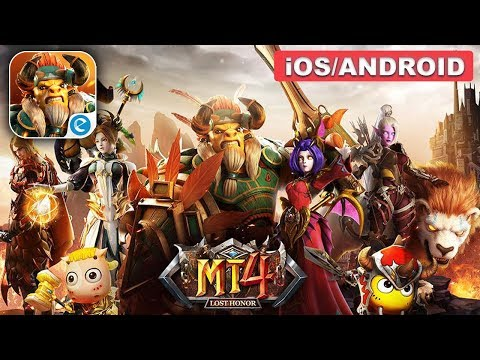 MT4 Lost Honor - ANDROID / iOS GAMEPLAY