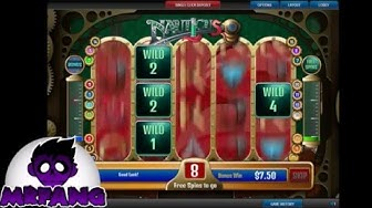 Nauticus Casino Slot - Free Spins -  bet size: 5$