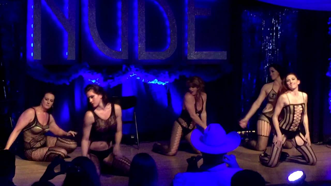 Vixen's Of Studio 7 Performing at Nude Art 2016