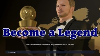 Pro Evolution Soccer | Become a Legend Tribute