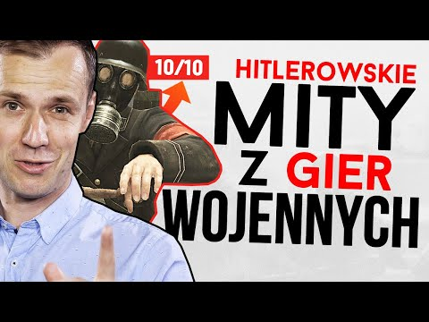 Kamstwa Hitlera, ktre na stae trafiy do gier