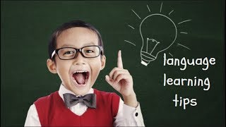 10 steps to learning a language