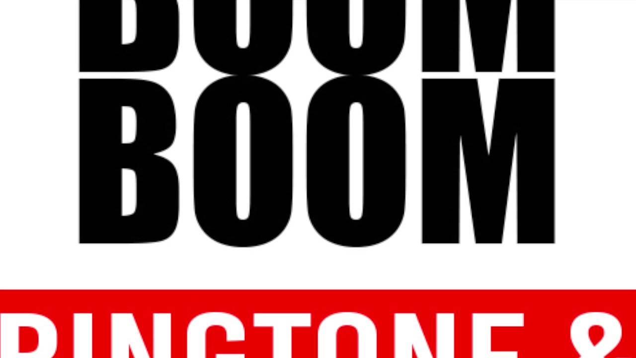 Pod boom скачать рингтон