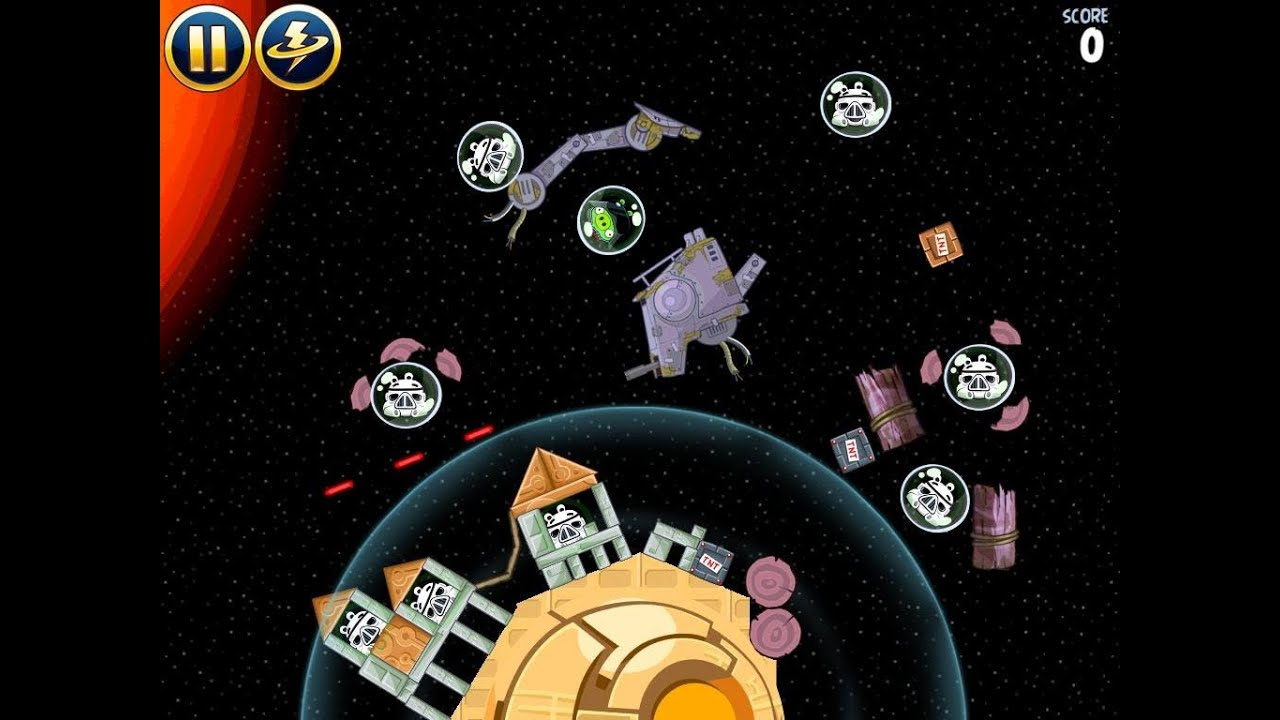 Angry Birds Star Wars Walkthrough Videos and Tutorials ...