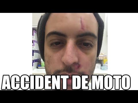 Mon Accident de Moto