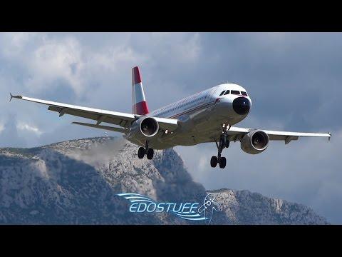 Split Airport SPU/LDSP - Half Hour of Plane Spotting - Episode 14