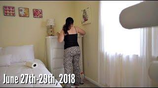 Jackfruit Tacos, Clean With Me + Body Updates! | JuicyJas