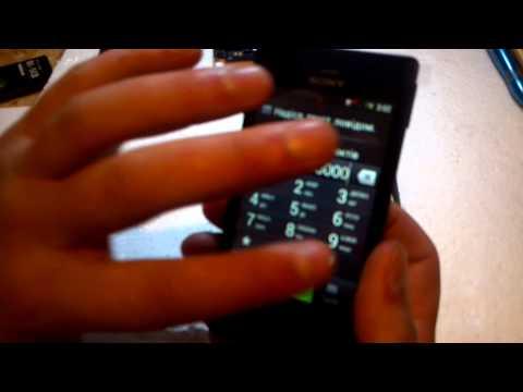 15. Как разобрать? Sony Xperia Miro ST23i - замена сенсорного экрана