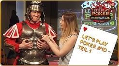 Teil 1/8 - Die Let's Play Poker pokerstars.de Show #10 vom 11.04.2015