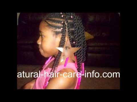 10 Years Amp 7 Year Old Black Girl Hairstyles For School