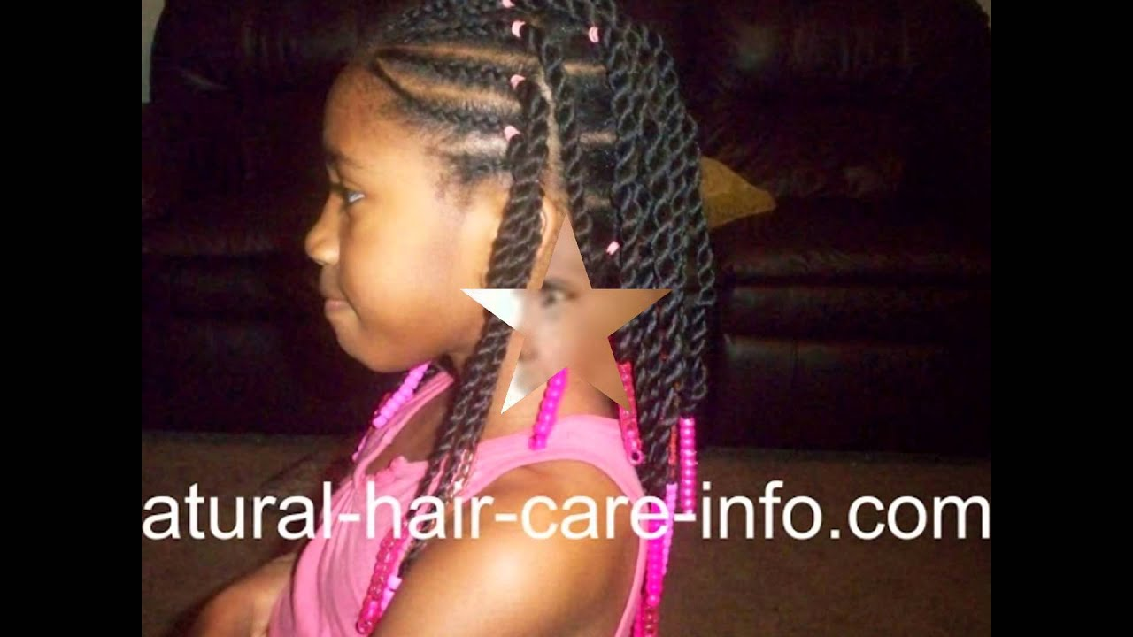 10 years&7 year old black girl hairstyles for school.