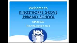 Reception Open Evening 2020 Prospective Parents