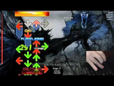 Kimi To Hitsuji To Ao - Radwimps - Hard 9 - Full Combo
