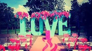 Декор на свадьбу из пенопласта в аренду от REZPEN(, 2015-05-28T08:18:08.000Z)