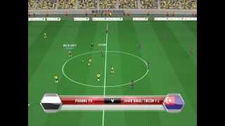PES 2014 - MSL Pahang VS JDT full time patch HBZ 2.0
