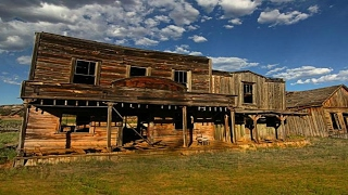 Abandoned Movie Set - Gunsmoke