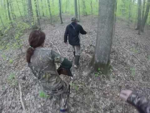 Hog Hunting Tennessee May 2015