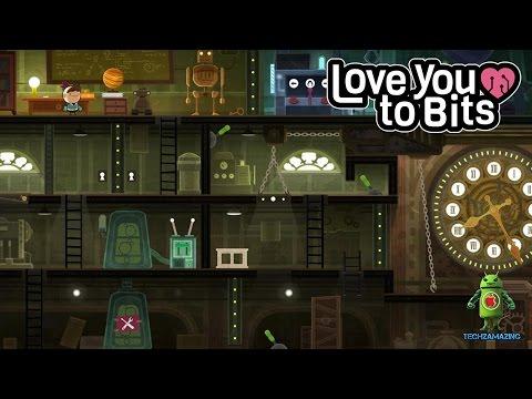 Love You To Bits Level 17 Walkthrough