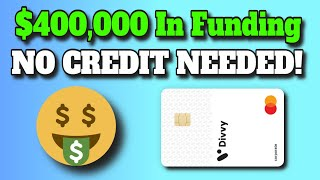 Business Credit up to $400,000 and Small Business Financing Loans up to $400,000 You don't need to have a personal credit history!