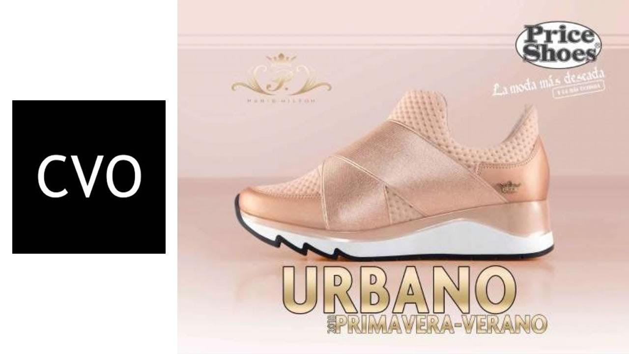 Catálogo Price Shoes Urbano Primavera Verano 2018 (FULL HD) - YouTube 39ea11f7e8591