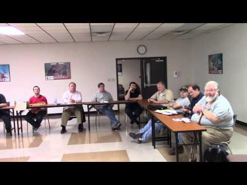 KY-QRP May 2016 Meeting