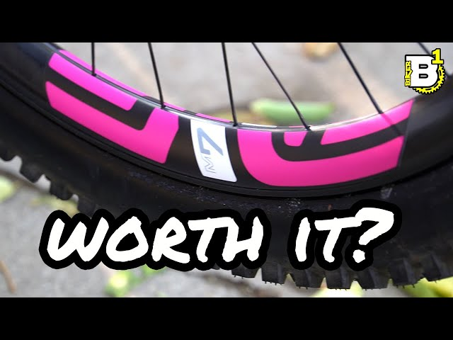 SIX months of testing Enve M735's. The VERDICT IS IN!!! - Mountain Biking