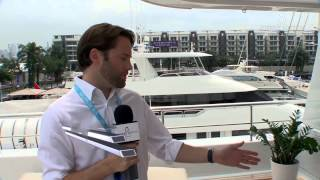Superyacht TV speaks with Charles Dence from Burgess