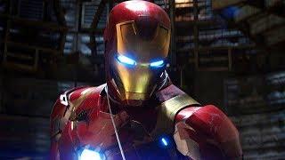 Iron Man vs Captain America & The Winter Soldier - Captain America: Civil War - Movie CLIP HD