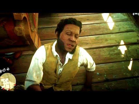 Red Dead Redemption 2 - Money Lending And Other Sins V (Algie Davison) All Options
