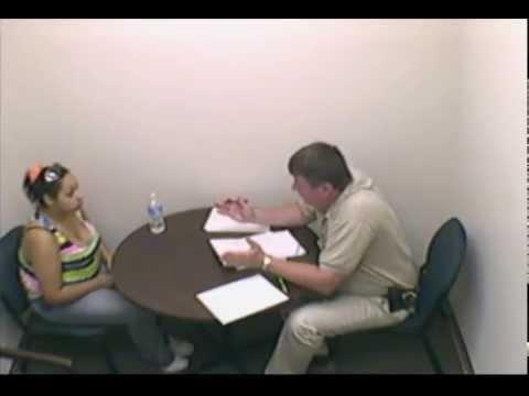 Tasha Thomas interviewed by Det. Rodney Curd, John Crawford murder at Walmart