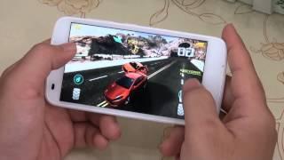 Gionee Ctrl V5 Gaming Review - Full Test
