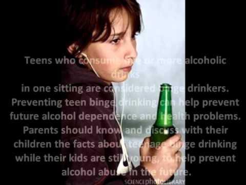 teenage binge drinking essay
