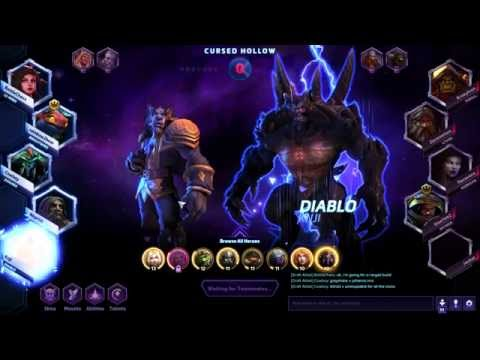 Heroes of the Storm - Daily Dose Episode 183: How Are Players This Bad In Diamond?