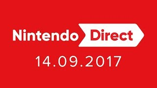 Nintendo Direct – 14.09.2017