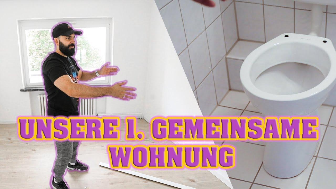 UNSERE 1. GEMEINSAME WOHNUNG + REALTALK! - YouTube
