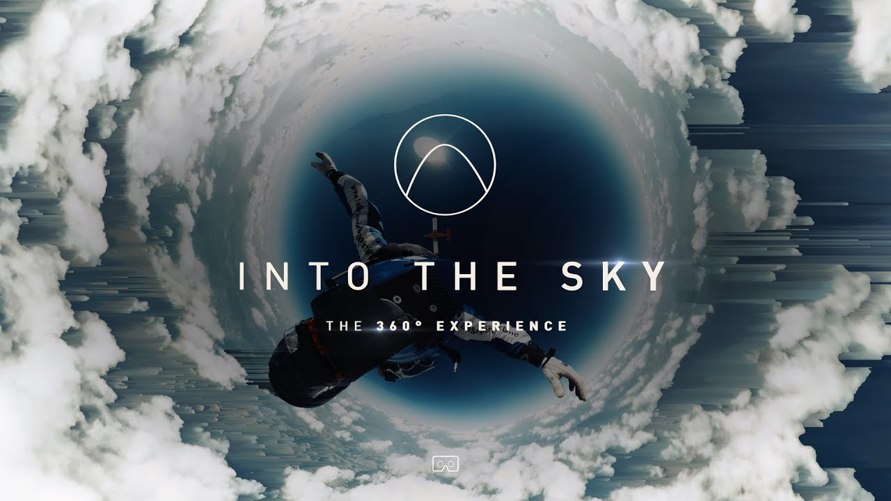 Into the Sky – 360° Immersive Extreme Sports Documentary